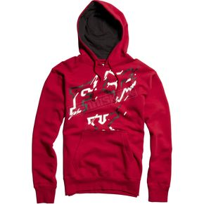 Fox Red Disorder Hoody - 03379-003-L