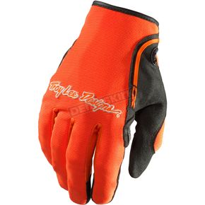 Troy Lee Designs Orange/Black XC Gloves - 428003703
