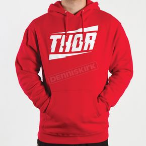 Thor Voltage Red Pullover - 3050-2558