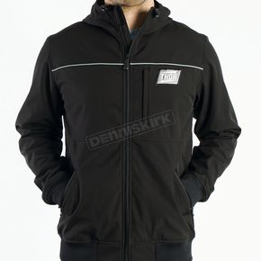Thor Track Walk Softshell  Black Jacket - 2920-0385