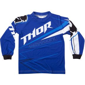 Thor Youth Blue Stripe PJ's - 3070-0802