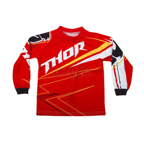 Thor Youth Red Stripe PJ's - 3070-0805