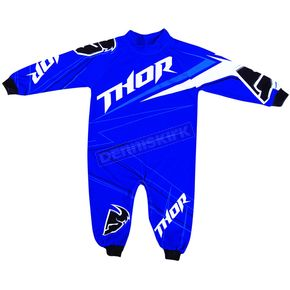Thor Infant Blue Stripe PJ's - 3070-0830