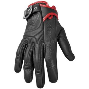 Speed and Strength Womens Leather Motolisa Gloves - 87-6421