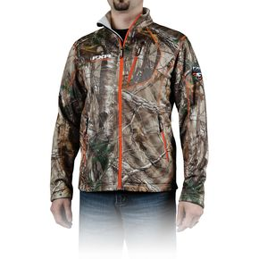 FXR Racing Realtree Xtra Cam Elevation Full Zip Long Sleeve Shirt - 13815