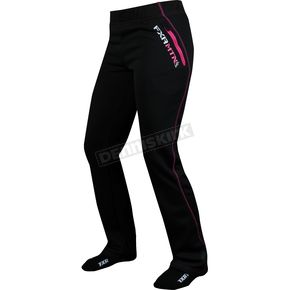 FXR Racing Womens Black Elevation Relaxed Pants - 14841.10006