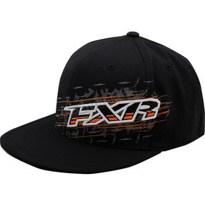 FXR Racing Black WCO Hat - 14701