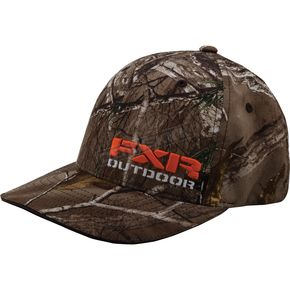 FXR Racing Realtree Xtra Camo Outdoor Hat - 14702