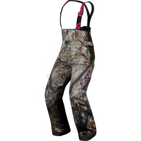FXR Racing Womens Realtree Xtra Camo Team Pants - 13250