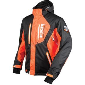 FXR Racing Orange/Black Recoil Jacket - 14106
