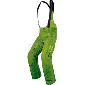FXR Racing Lime Recoil Pants - 14156