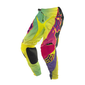 Fox Yellow 360 Flight Pants - 06398-005-28