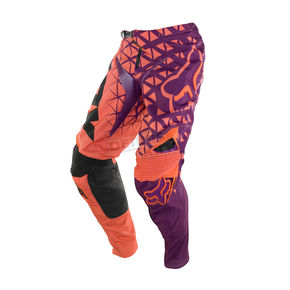 Fox Black/Orange 360 Given Pants - 06401-016-28
