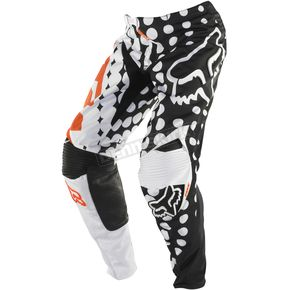 Fox Black/White 360 KTM Pants - 06405-018-28