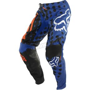Fox Orange/Blue 360 KTM Pants - 06405-592-28