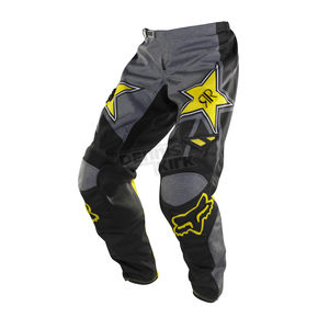 Fox Gray 180 Rockstar Pants - 06427-006-28