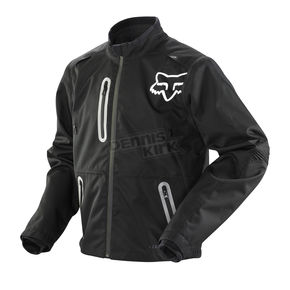 Fox Black/Grey Legion Jacket - 06436-014-L