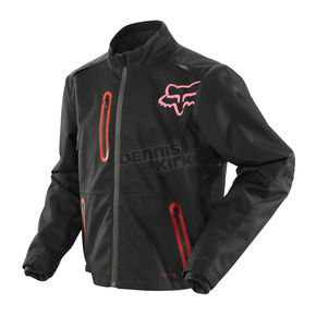 Fox Black/Red Legion Jacket - 06436