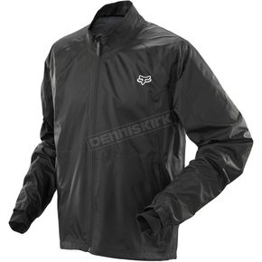 Fox Black Packable Legion Jacket - 06438-001-L
