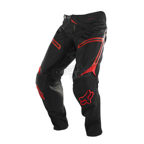 Fox Black/Red Legion Pants - 08368