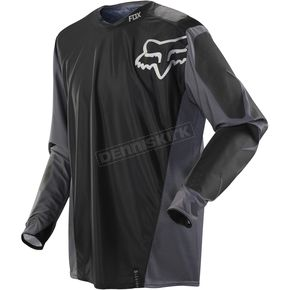 Fox Black/Gray Legion Jersey - 08478-014-L