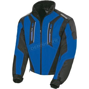 HJC Black/Blue Storm Jacket - 1404-024