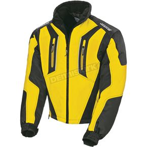 HJC Black/Yellow Storm Jacket - 1404-034
