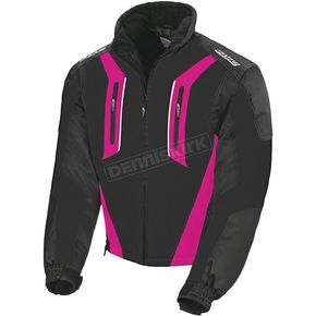 HJC Youth Black/Pink Storm Jacket - 1408-084