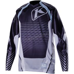 Klim Black/Gray Mojave Jersey (Non-Current) - 3109-002-140-000