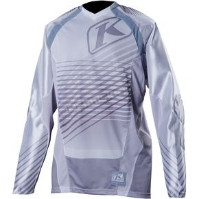 Klim Gray Mojave Jersey (Non-Current) - 3109-002-140-600