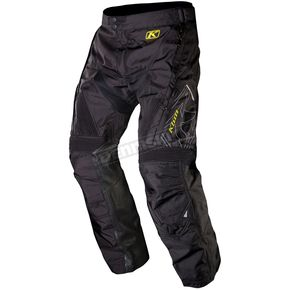Klim Black Dakar Pants - 3142-002-042-000
