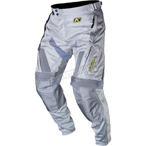 Klim Grey Dakar In-The-Boot Pants (Non-Current) - 3182-002-030-600