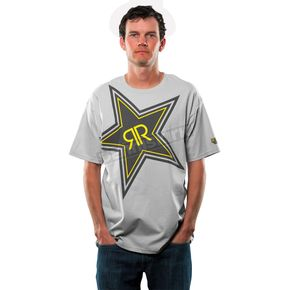 MSR Racing Gray X-Ray Rockstar Energy T-Shirt - 050073