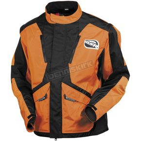 MSR Racing Black/Orange Trans Jacket - 331783