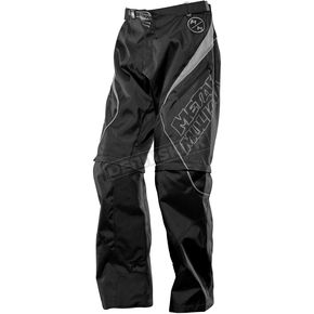 MSR Racing Black/Yellow Scout Metal Mulisha Over the Boot Pants - 351997
