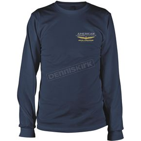 Honda Goldwing Touring Long Sleeve T-Shirt - 54-7389