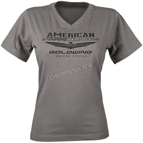 Honda Womens Goldwing Touring T-Shirt - 54-7426