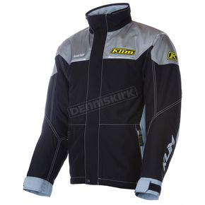 Klim Black Klimate Parka (Non-Current) - 3177-002-170-000