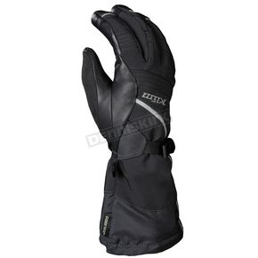 Klim Black/Gray Womens Allure Gloves - 4087-001-150-000