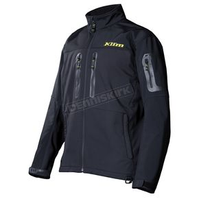 Klim Black Inversion Jacket (Non-Current) - 3349-004-170-000