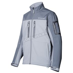 Klim Gray/Dark Gray Inversion Jacket (Non-Current) - 3349-004-170-600