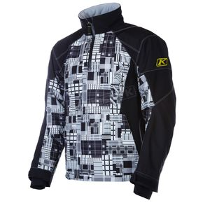 Klim Gray PowerXross Pullover Jacket - 3572-005