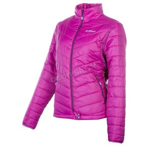 Klim Womens Clover Purple Waverly Jacket (Non-Current) - 4082-001-140-790
