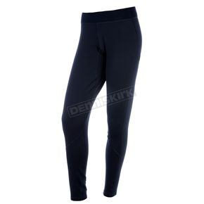 Klim Womens Black Elevation Pants - 5084-000-140-000