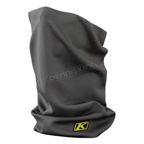 Klim Gray Aggressor Neck Sock - 6024-000-000-600