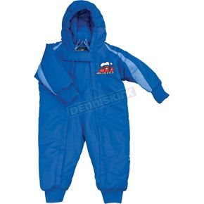 Mossi Infants Blue One Piece Suit - 02616