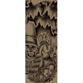 Missing Link Birds of a Feather Prison Tattoo Sleeves - APBFL