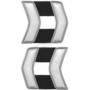 Icon Silver Replacement Stryker Battlescar Waist Straps  - 2701-0677