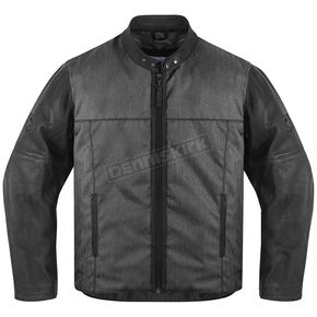 Icon 1000 Black Vigilante Jacket - 2820-2924