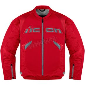 Icon Red Sanctuary Jacket - 2810-2429
